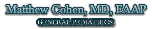 Dr. Matthew Cohen MD - General Pediatrics